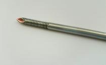 Clavo con rosca 2,5mm
