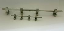 tutor externo aluminio
